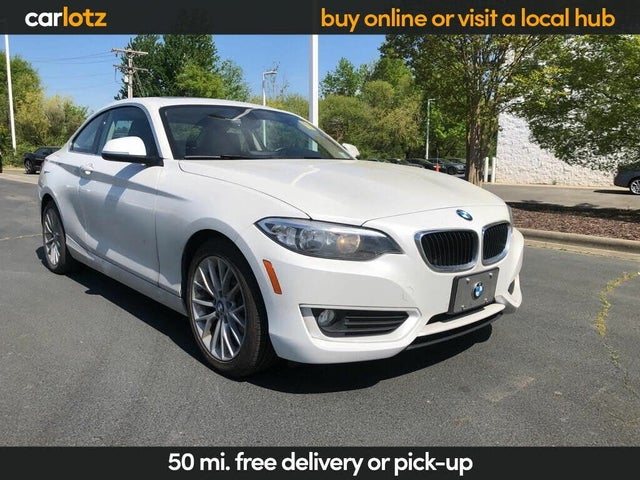 2015 BMW 2 Series 228i Coupe RWD