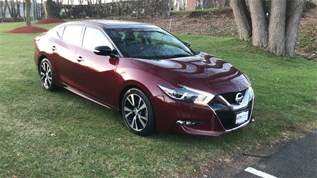 2017 Nissan Maxima SL FWD