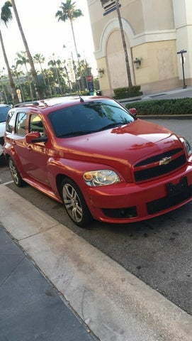2009 Chevrolet HHR SS FWD