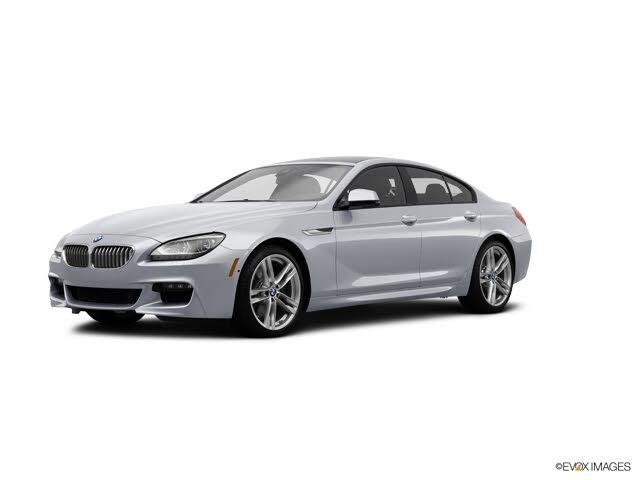 2014 BMW 6 Series 650i xDrive Gran Coupe AWD