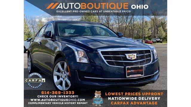 2016 Cadillac ATS 2.0T AWD