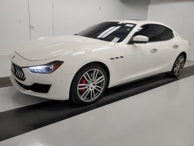 2019 Maserati Ghibli S 3.0L RWD