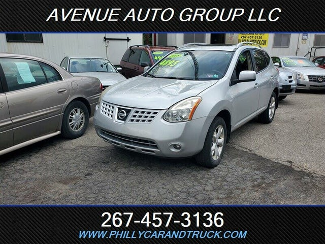 2008 Nissan Rogue S SULEV AWD