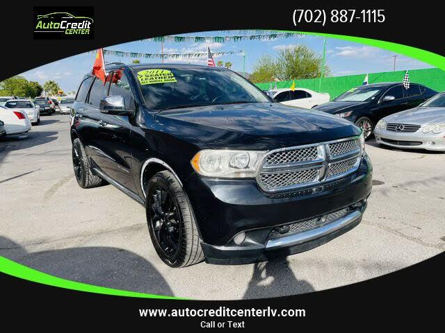 2011 Dodge Durango Citadel AWD