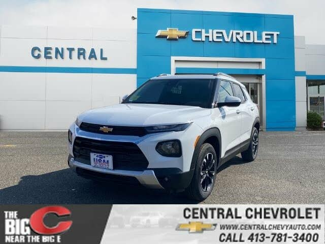 2021 Chevrolet Trailblazer LT AWD