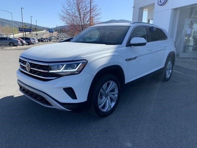 2021 Volkswagen Atlas Cross Sport 2.0T SEL 4Motion AWD