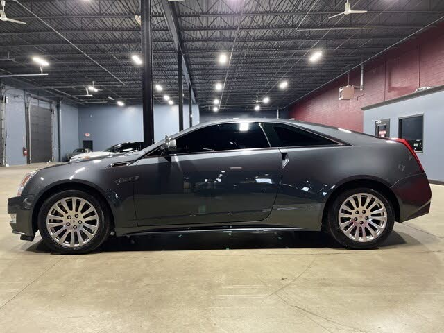2012 Cadillac CTS Coupe 3.6L Premium AWD