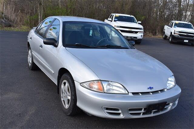 2002 Chevrolet Cavalier LS Sedan FWD