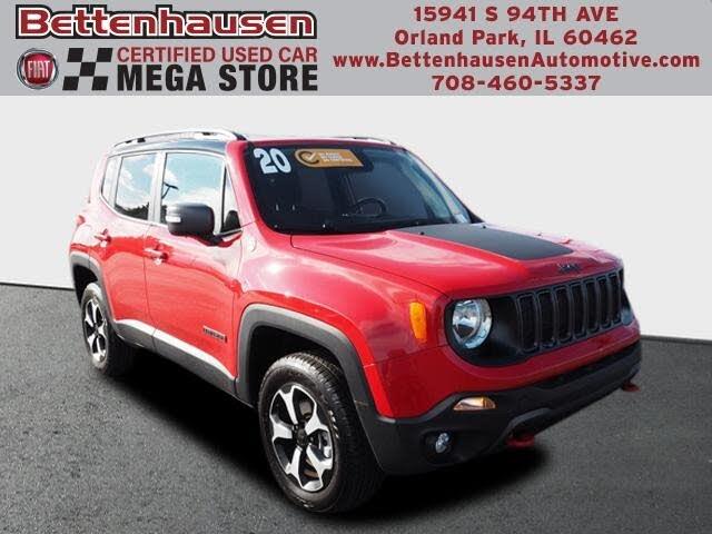2020 Jeep Renegade Trailhawk 4WD