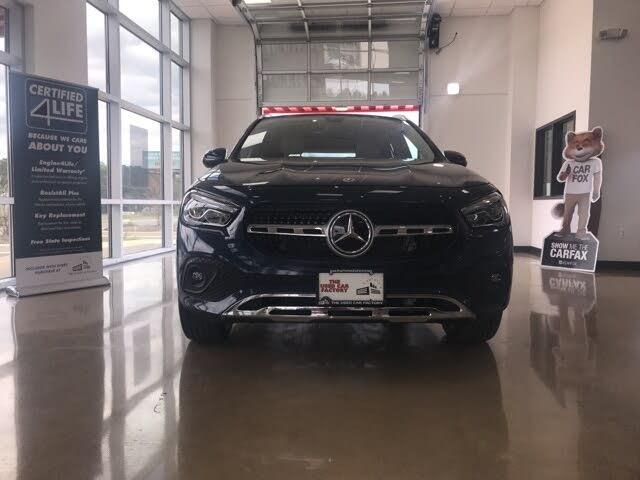 2021 Mercedes-Benz GLA-Class GLA 250 4MATIC AWD