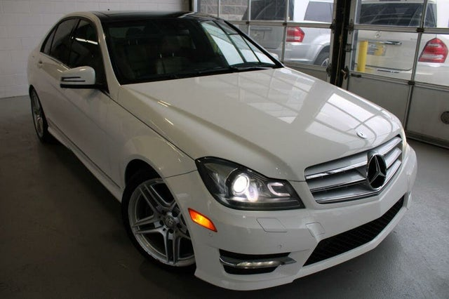 2013 Mercedes-Benz C-Class C 350 Sedan 4MATIC