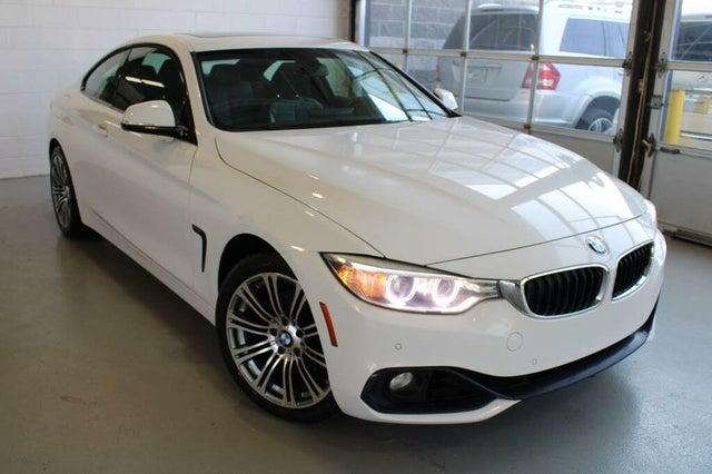 2014 BMW 4 Series 428xi xDrive Coupe AWD