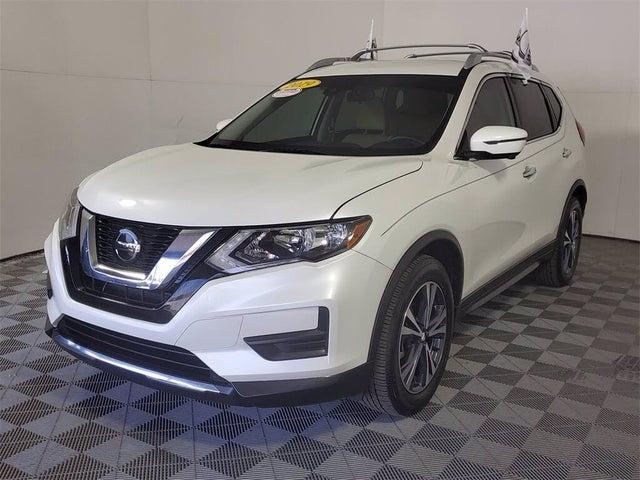 2019 Nissan Rogue SV FWD