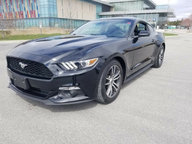 2017 Ford Mustang EcoBoost Premium Coupe RWD