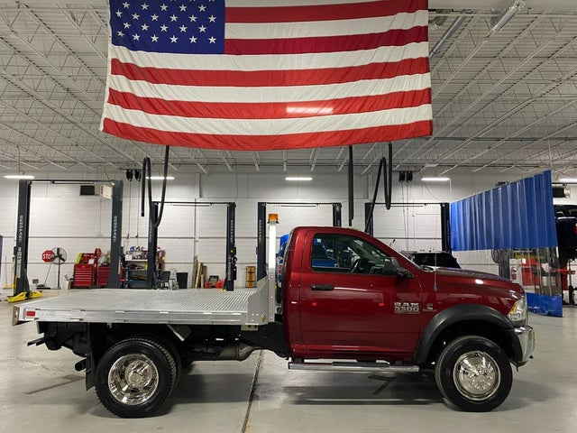 2013 RAM 5500 Chassis 4WD
