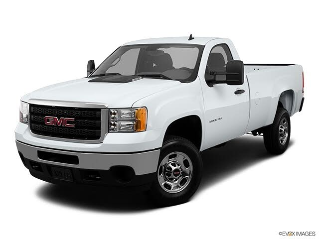 2013 GMC Sierra 2500HD Work Truck LB 4WD