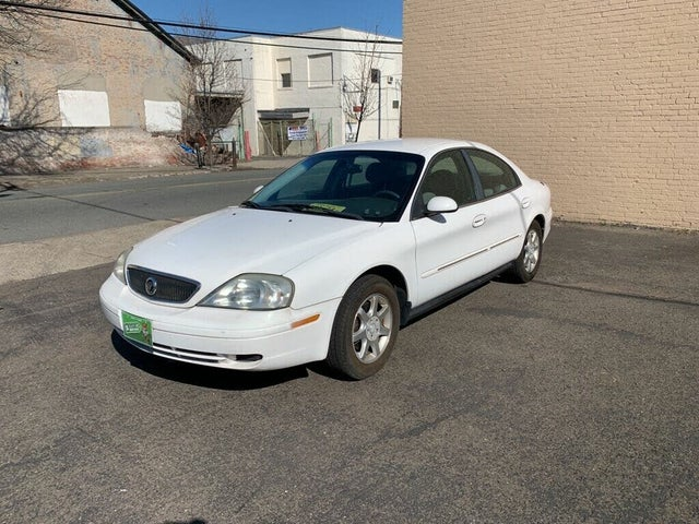 2002 Mercury Sable GS Sedan FWD