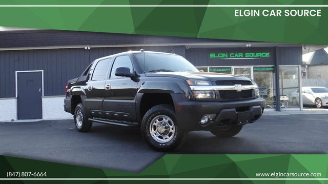 2004 Chevrolet Avalanche 2500 4WD