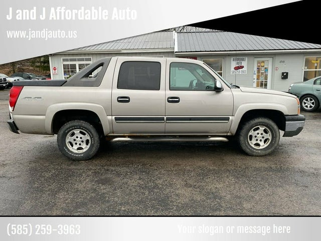 2005 Chevrolet Avalanche 1500 LS 4WD