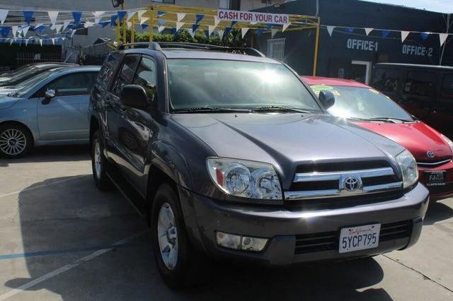 2005 Toyota 4Runner Sport Edition V6
