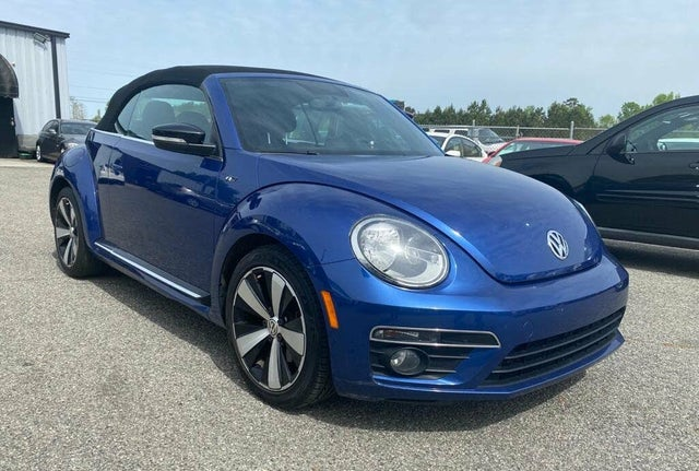 2014 Volkswagen Beetle R-Line Convertible