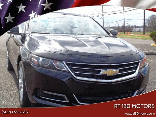 2020 Chevrolet Impala LT FWD