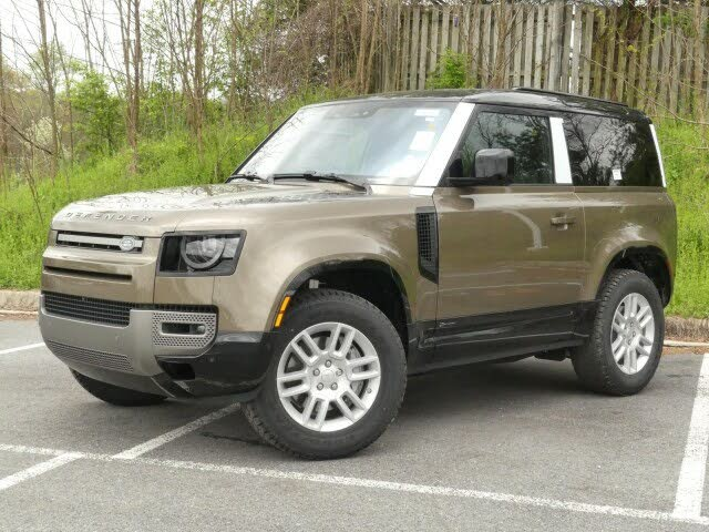2021 Land Rover Defender 90 X-Dynamic S AWD