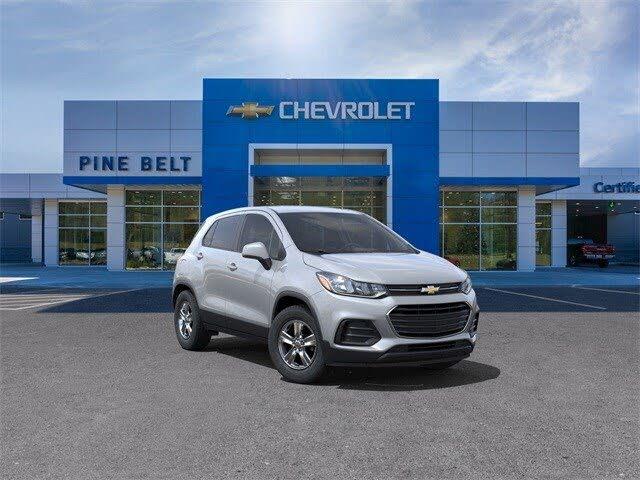 2021 Chevrolet Trax LS AWD
