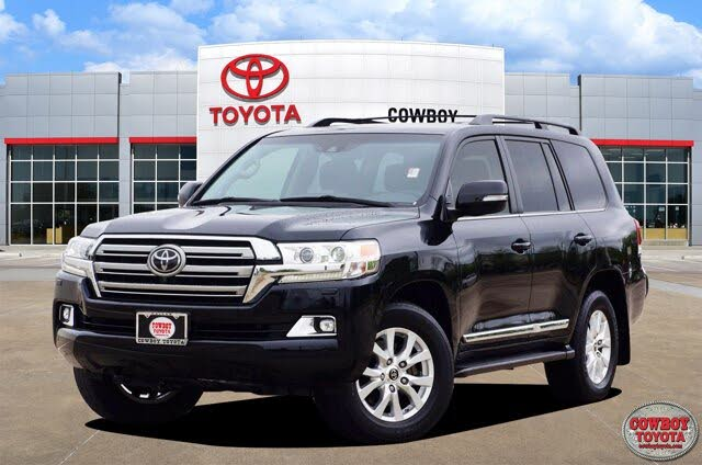 2016 Toyota Land Cruiser AWD