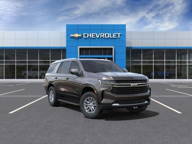 2021 Chevrolet Tahoe LS RWD