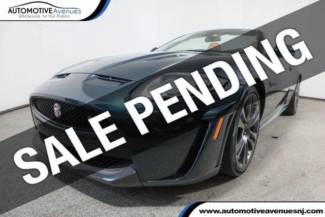 2014 Jaguar XK-Series XKR-S Convertible RWD