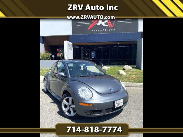 2006 Volkswagen Beetle 2.5L