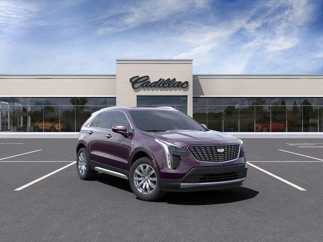 2021 Cadillac XT4 Premium Luxury AWD
