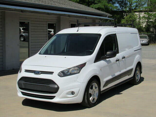 2015 Ford Transit Connect Cargo XLT LWB FWD with Rear Cargo Doors