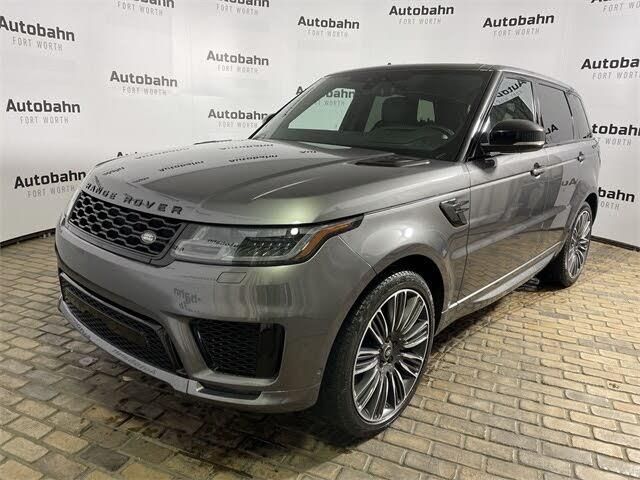 2019 Land Rover Range Rover Sport V6 HSE Dynamic 4WD