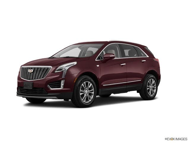 2021 Cadillac XT5 Premium Luxury AWD