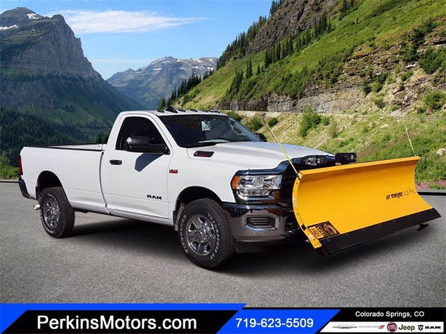 2020 RAM 3500 Tradesman LB 4WD