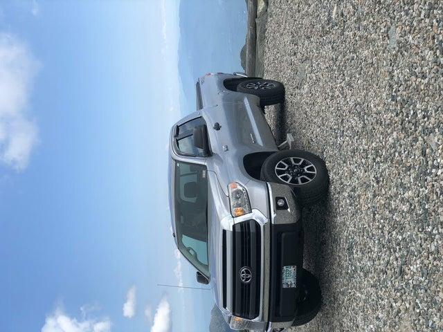 2014 Toyota Tundra SR5 Double Cab 5.7L 4WD LB