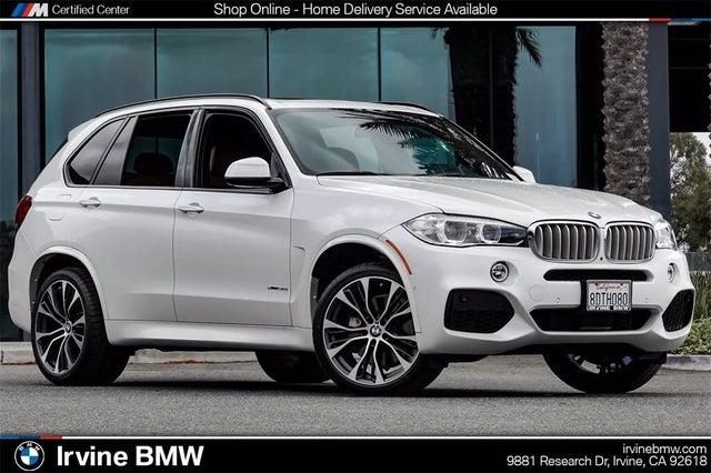 2018 BMW X5 xDrive50i AWD