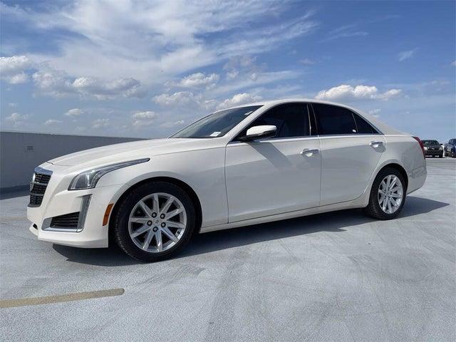 2014 Cadillac CTS 2.0T Luxury RWD