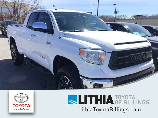 2016 Toyota Tundra Limited Double Cab 5.7L FFV 4WD