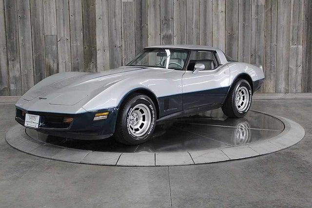 1981 Chevrolet Corvette Coupe RWD