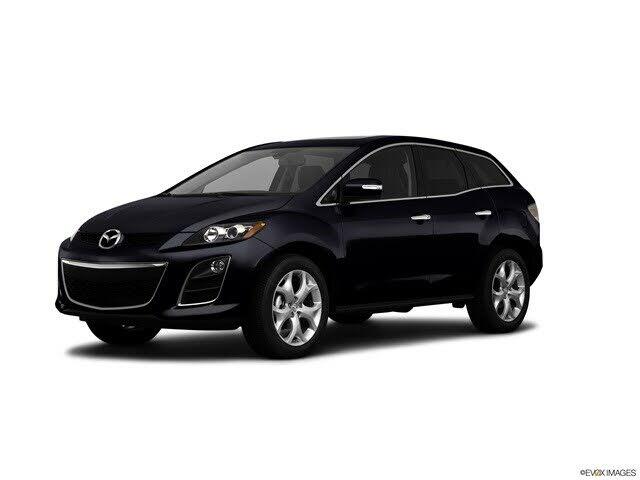 2010 Mazda CX-7 s Grand Touring AWD