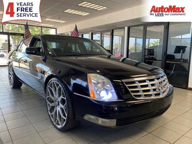 2010 Cadillac DTS FWD