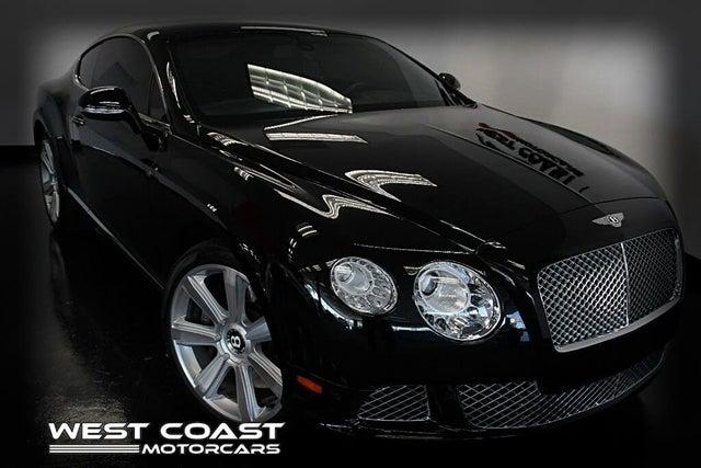 2012 Bentley Continental GT W12 AWD