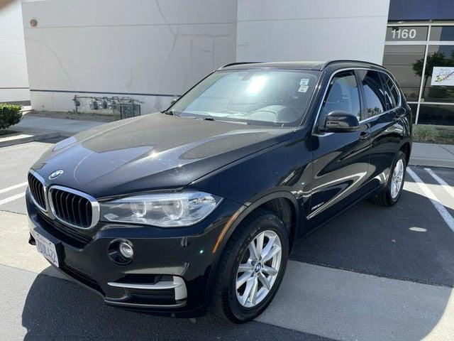2015 BMW X5 sDrive35i RWD