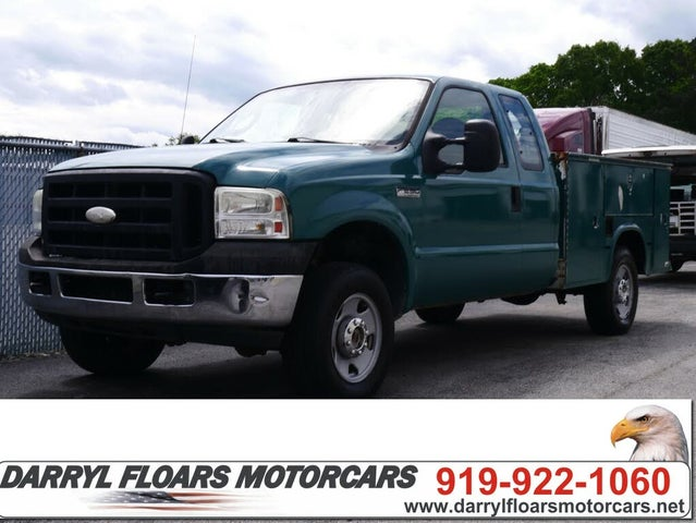 2006 Ford F-250 Super Duty XL Crew Cab 4WD