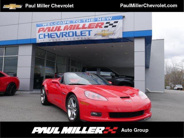 2010 Chevrolet Corvette Z16 Grand Sport 3LT Convertible RWD
