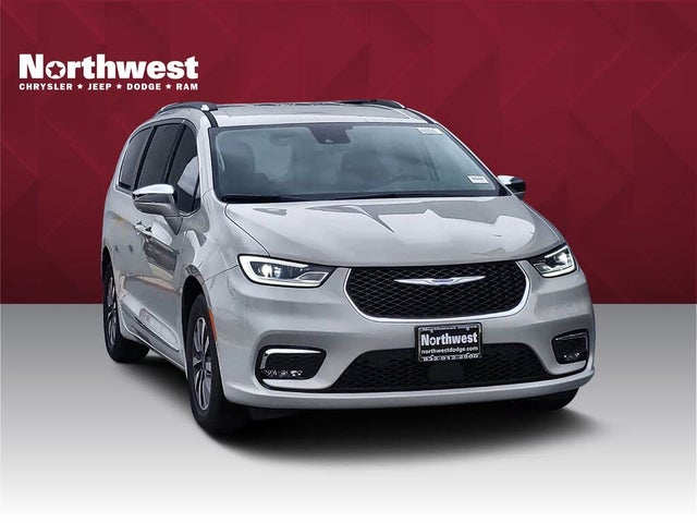 2021 Chrysler Pacifica Hybrid Limited FWD