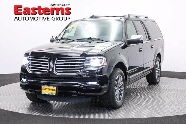 2017 Lincoln Navigator L Select 4WD